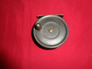 """3"""" Malloch of Perth Trout Fly Reel. Made by Dingley. D 11."""