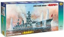 Zvezda 9052 Soviet Battleship MARAT 1/350