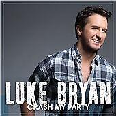 Crash My Party, Luke Bryan CD   0602537445264   New