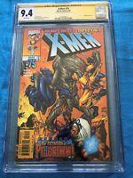 X-Men #75 - Marvel - CGC SS 9.4 NM - Signed by Joe Kelly