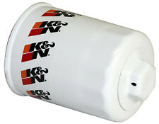 K&N Premium Wrench-Off Oil Filter HP-1010 (Performance Canister Oil Filter)