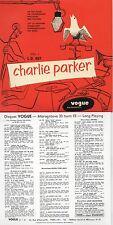 Charlie ParkerVol. 1 / Vol. 2 - MINI LP REPLICA CARD SLEEVE 16-trackCDVogue