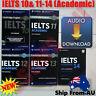 IELTS 10+ 11-14 Academic (5 Books) Exam Cambridge English+ Answers & Audio Link