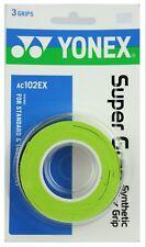 Yonex Super resultaran Antivibrador Tenis Badminton Squash-Paquete de 3-verde cítrico