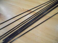 Fibre De Carbone Push Rods - 4 x PIECES - 2 mm x 100 mm