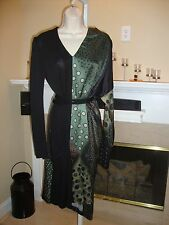 STUNNING, RARE, BRAND NEW $2,485 JEAN PAUL GAULTIER SILK DRESS