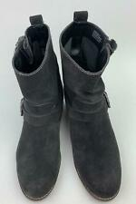 Dolce Vita Suede Buckle Boots sz 8