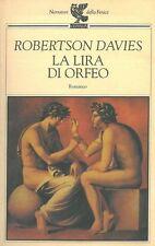 Narrativa - DAVIES - La lira di Orfeo.