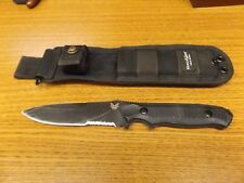 BENCHMADE USA Nimravus 154CM Fixed Blade Knife w/ Sheath