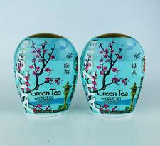 2-Pack Arizona Green Tea With Ginseng And Honey Liquid Water Enhancer 1.9 oz