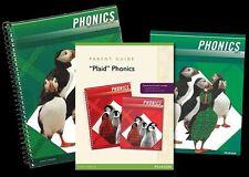 MCP Plaid Phonics Level C - Grade 3 - SET / BUNDLE 9781428439719