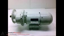 BAUER G063-20/DO44-141L-B MOTOR 3 PHASE, 265/460V, 1620 RPM, 60HZ