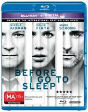 Before I Go To Sleep (Blu-ray, 2015)