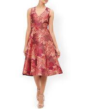 Monsoon V-Neck Midi Regular Size Dresses for Women