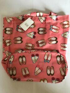 76102 Pink Ballerina  Bag 28 cm x 29 cm