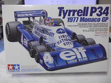 Tamiya 1:20 20053 Tyrrell P34 Six Wheeler Monaco GP77 NEU OVP