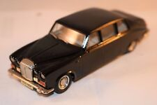 Western models WM No 1 Daimler 420 limousine black 1:43 perfect mint