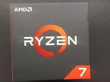 AMD Ryzen 7 1800X 4GHz Eight Core (YD180XBCAEWOF) Processor - NEW IN RETAIL BOX
