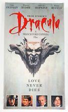 Bram Stoker's Dracula (VHS, 1998) - Hopkins Ryder Reeves Oldman Coppola - New