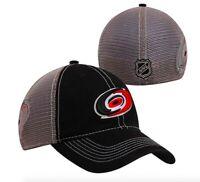 Carolina Hurricanes Cap Reebok NHL Center Ice Slouch Mesh Hat