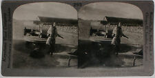 Keystone Stereoview of Grinding Grain at Mill in CHINA from the 1920's 400 Set