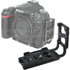 Quick Release Plate/Camera Holder Grip for Tripod Ballhead&Nikon D700/D600/D300S