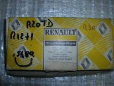 JEU DE COUSSINET DE BIELLE RENAULT R20 - R 20 TURBO D NEUF ORIGINE D'EPOQUE