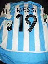 Authentic Messi Argentina 2006 WC Jersey Barcelona Shirt Camiseta Maglia BNWT XL