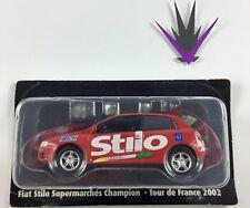 1/43 Norev Tour de France n°30 Fiat Stilo Champion 2002