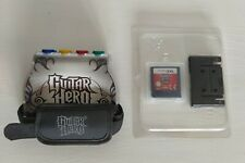 Guitar Hero On Tour Decades + Accesorio guitar Grip + Juego Nintendo DS Lite