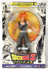 Dragon Ball Z Limited Edition Movie Collection Series 18 SS Trunks 9 Inch Figure