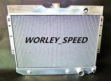 Aluminum Radiator For Chevy Impala L6 V8 Engine 1959-1963 59 60 61 62 63 3Row