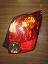04 05 2004 2005  Toyota Scion XA Left Driver Tail Light OEM 52-056 #W2