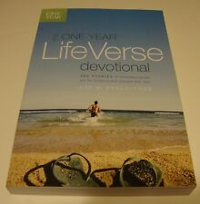 The One Year Life Verse Devotional (One Year Book)vJay K Payleitner 365 Stories