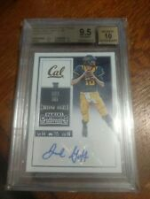 BGS 9.5 2016 Contenders Draft 10 Auto Jared Goff CAL Variation RAMS
