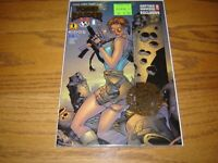 Tomb Raider #1 Gold Foil Another Universe Exclusive Alternative Cover RARE