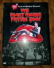The Rocky Horror Picture Showâ—�25 Anniversaryâ—�Dvd And Cd Packageâ—�c2000â—�Awesome