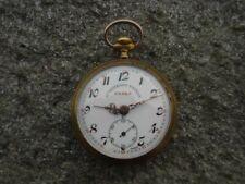 Orologio watch uhr montre reloj tasca roskopf patent da collezione