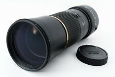 Tamron 200-500mm f/5-6.3 SP AF Di LD IF Zoom Lens for Canon Japan [Exc+++]