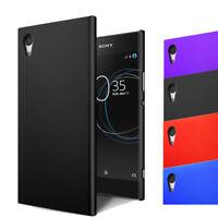"For Sony Xperia XA1 5.0""- Hybrid Hard Case Slim Thin Armour Back Cover & Screen"