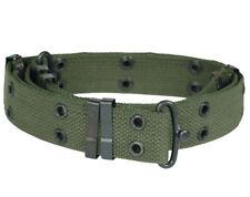 Cinturón pequeño estilo US BDU 30 mm color verde oliva - para niño