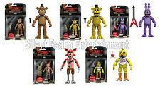 Five Nights at Freddy's 5-inch Action Figure Complete Set by Funko w/ Springtrap