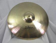 """Vintage Zildjian 21"""" Ride Cymbal 2990 grams"""