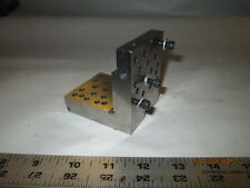 MACHINIST TOOL LATHE MILL Tool Makers Ground Angle Block Fixture