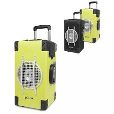 BÖHm StagePro Trolley Portable Bluetooth Speaker with Pa system