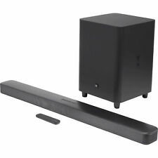 JBL Bar 5.1 Surround 5.1-Channel Soundbar & Subwoofer with Remote