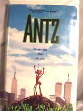 """""""ANTZ""""  VHS  Dreamworks 1999   (#481)"""