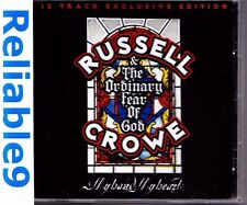 Russell Crowe & The Ordinary Fear Of God- My hand my heart Exclusive edition CD