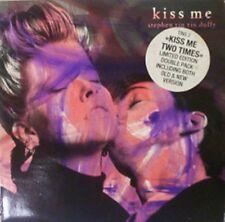 Stephen Tin Tin Duffy, Kiss Me, NEW/MINT Double 7 inch vinyl singles set