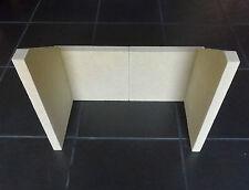 Mattoni refrattari per adattarsi Charnwood Paese 6 STUFA MK 2 Set Completo mattoni refrattari per Mk2